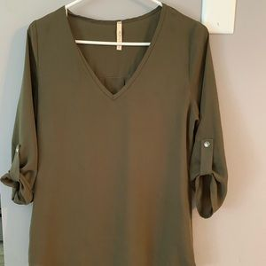 Boutique Portifino Sleeve Blouse / Tunic
